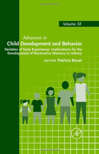 Varieties of Early Experience: Implications for the Development of Declarative Memory in Infancy 9780123744715