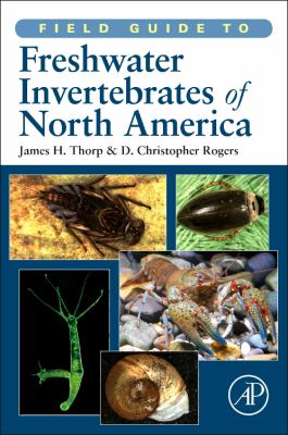 Field Guide to Freshwater Invertebrates of North America 9780123814265