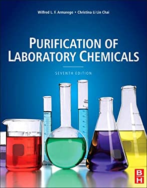 Purification of Laboratory Chemicals 9780123821614
