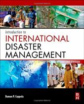 Introduction to International Disaster Management 10901155