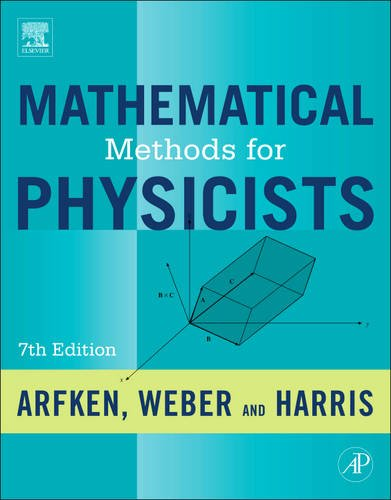 Mathematical Methods for Physicists: A Comprehensive Guide 9780123846549