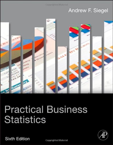 Practical Business Statistics 9780123852083