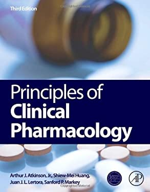 Principles of Clinical Pharmacology 9780123854711