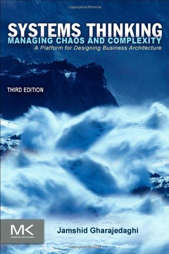Systems Thinking: Managing Chaos and Complexity: A Platform for Designing Business Architecture 9780123859150