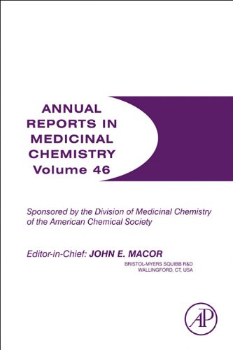 Annual Reports in Medicinal Chemistry 9780123860095