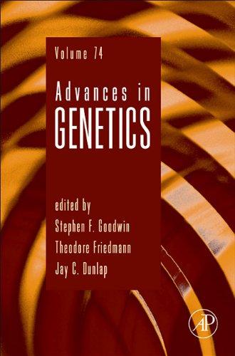 Advances in Genetics 9780123864819