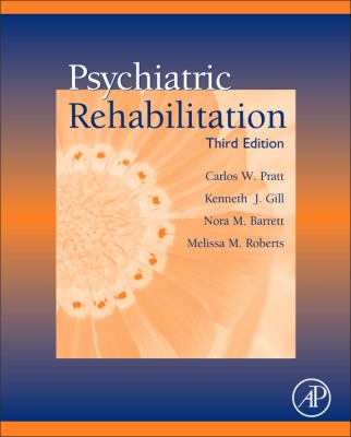 Psychiatric Rehabilitation 9780123870025