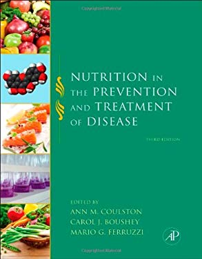 Nutrition in the Prevention and Treatment of Disease 9780123918840