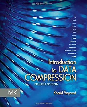 Introduction to Data Compression 9780124157965