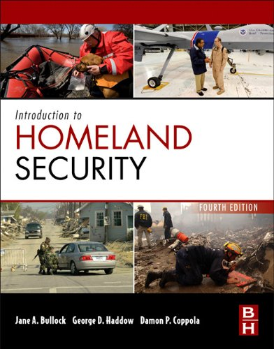 Introduction to Homeland Security: Principles of All-Hazards Risk Management 9780124158023