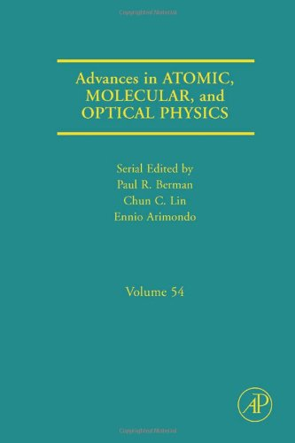 Advances in Atomic, Molecular, and Optical Physics 9780120038541