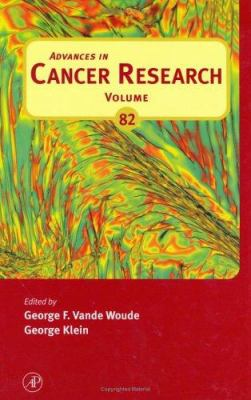 Advances in Cancer Research 9780120066827
