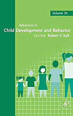 Advances in Child Development and Behavior 9780120097340