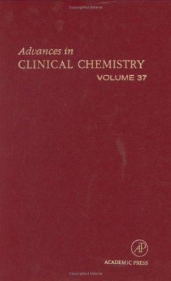 Advances in Clinical Chemistry 9780120103379