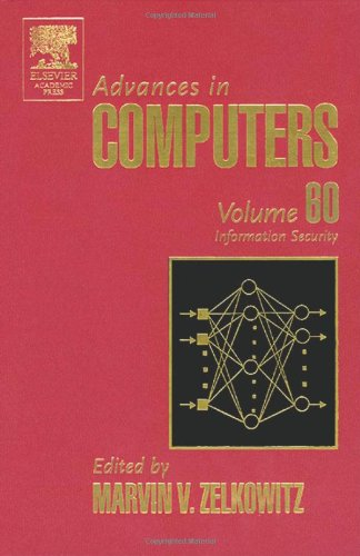 Advances in Computers: Information Security 9780120121601