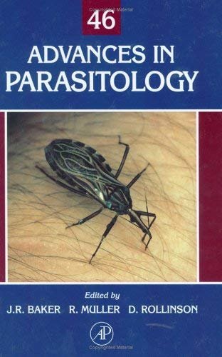Advances in Parasitology 9780120317462