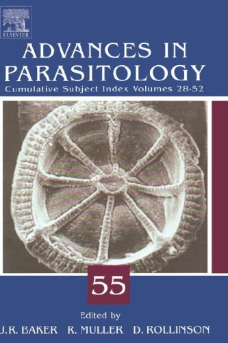 Advances in Parasitology 9780120317493