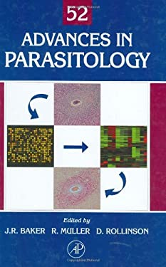 Advances in Parasitology 9780120317523