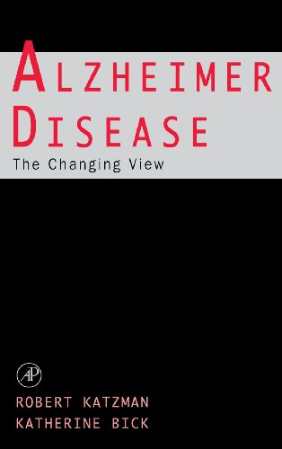 Alzheimer Disease: The Changing View: The Changing View 9780124019553