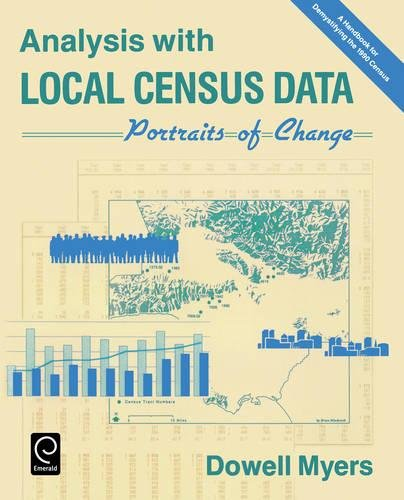 Analysis with Local Census Data: Portraits of Change 9780125123082