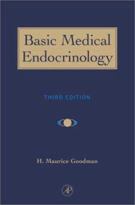 Basic Medical Endocrinology 9780122904219