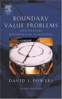 Boundary Value Problems: And Partial Differential Equations [With CDROM] 9780125637381