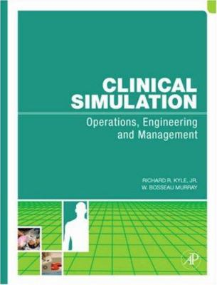 Clinical Simulation [With DVD] 9780123725318