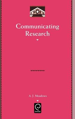 Communicating Research 9780124874152