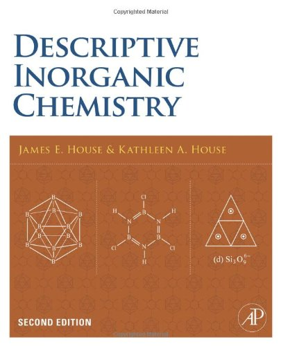Descriptive Inorganic Chemistry - 2nd Edition