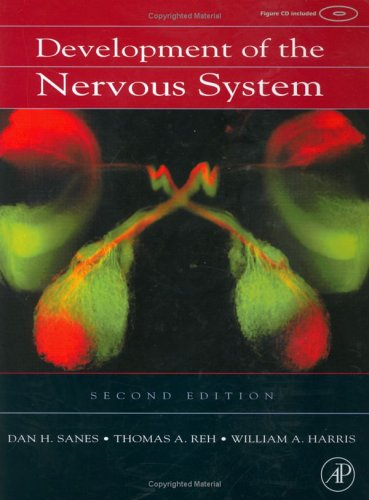 Development of the Nervous System [With CDROM] 9780126186215