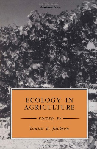 Ecology in Agriculture 9780123782601