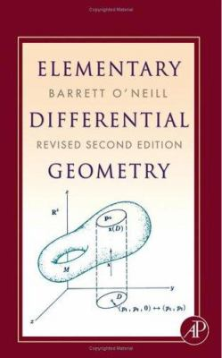 Elementary Differential Geometry 9780120887354