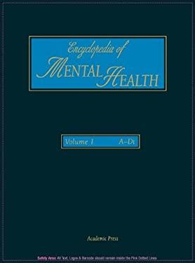 Encyclopedia of Mental Health: 1 9780122266768