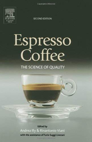 Espresso Coffee: The Science of Quality 9780123703712