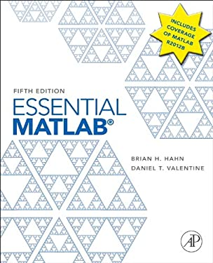 Essential MATLAB for Engineers and Scientists 9780123943989