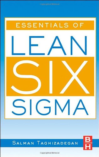 Essentials of Lean Six SIGMA 9780123705020