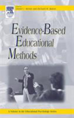 Evidence-Based Educational Methods 9780125060417