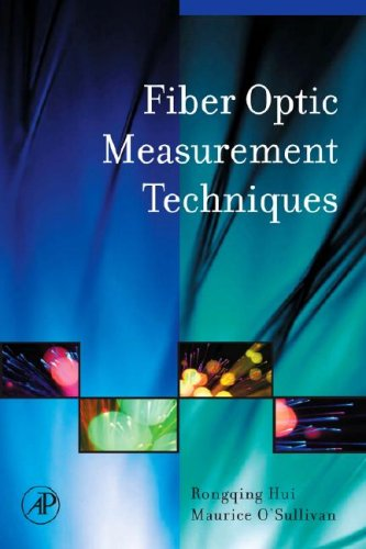 Fiber Optic Measurement Techniques 9780123738653