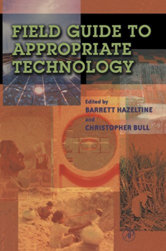 Field Guide to Appropriate Technology 9780123351852