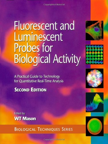 Fluorescent and Luminescent Probes for Biological Activity: A Practical Guide to Technology for Quantitative Real-Time Analysis 9780124478367