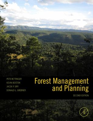 Forest Management and Planning 9780123743046