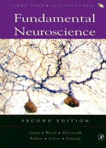 Fundamental Neuroscience [With CDROM] 9780126603033