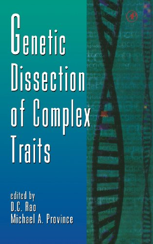 Genetic Dissection of Complex Traits 9780120176427