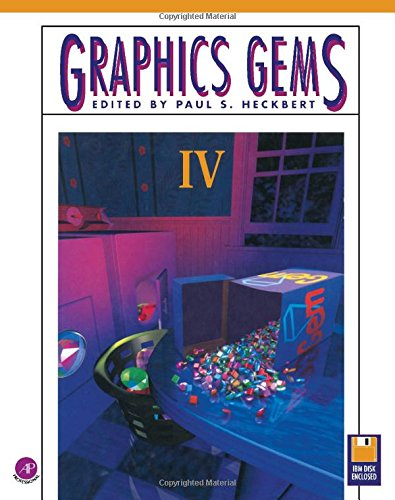 Graphics Gems IV (IBM Version)