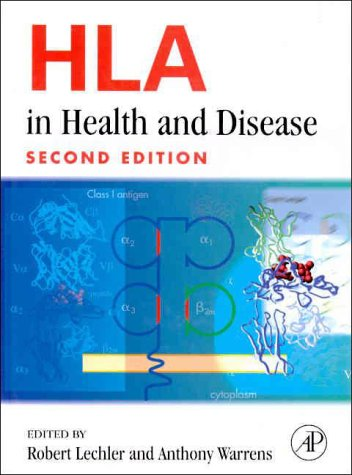 HLA in Health and Disease 9780124403154