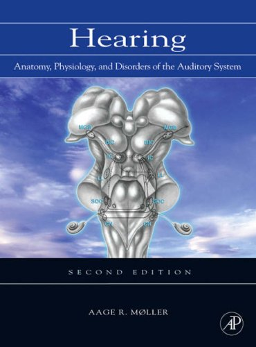 Hearing: Anatomy, Physiology, and Disorders of the Auditory System 9780123725196