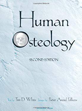 Human Osteology 9780127466125