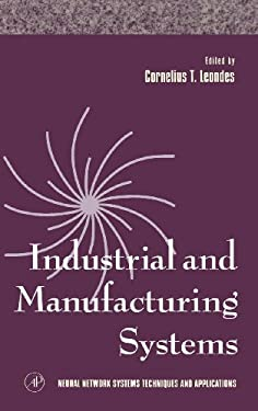 Industrial and Manufacturing Systems 9780124438644