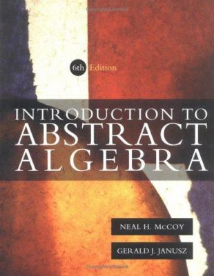 Introduction to Abstract Algebra 9780123803924