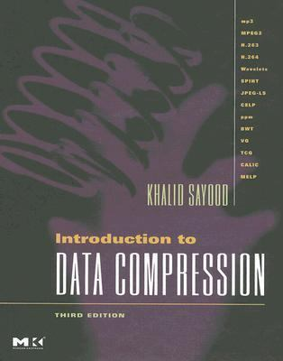 Introduction to Data Compression 9780126208627